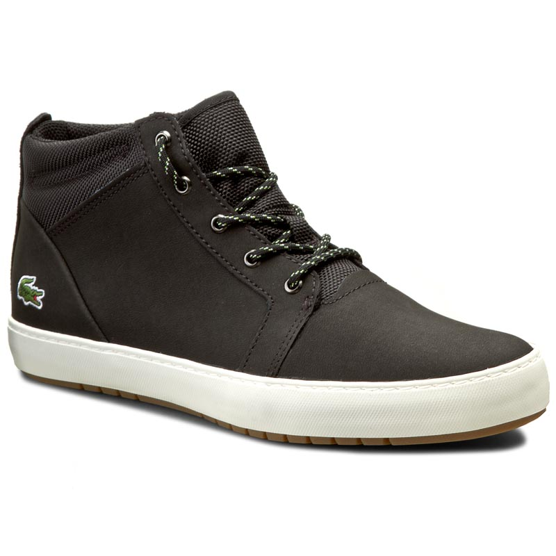Sneakersy LACOSTE - Ampthill Chukka 416 1 SPW 7-32SPW0154024 Blk