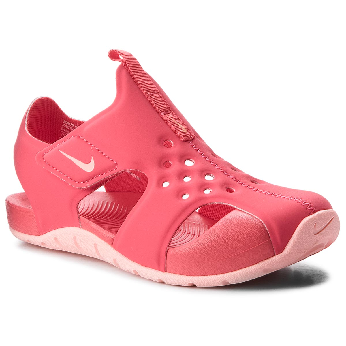 c020e791fe9a Sandály NIKE - Sunray Protect 2 (PS) 943828 600 Tropical Pink Bleached Coral