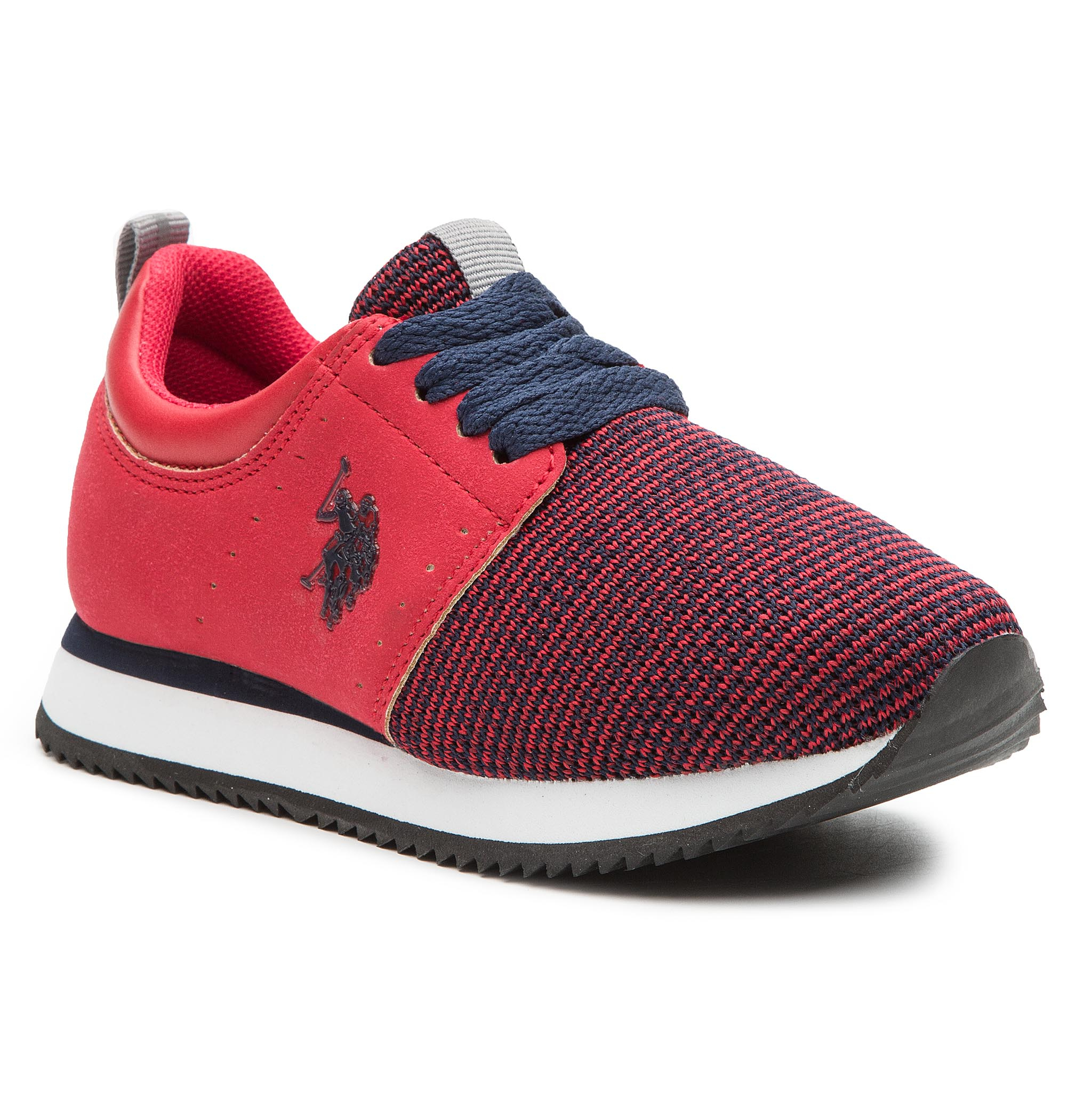 Sneakersy U.S. POLO ASSN. - Andres NOBIK4100S9/TY1 Red