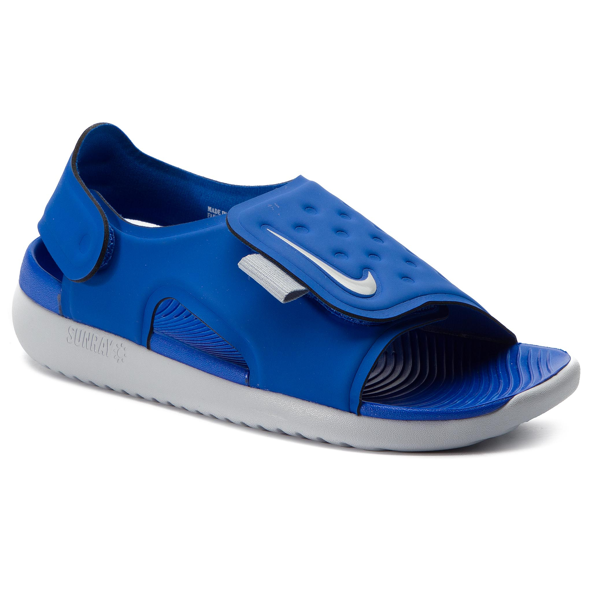 37a41ba0a032 Sandály NIKE - Sunray Adjust 5 (GS PS) AJ9076 400 Game Royal