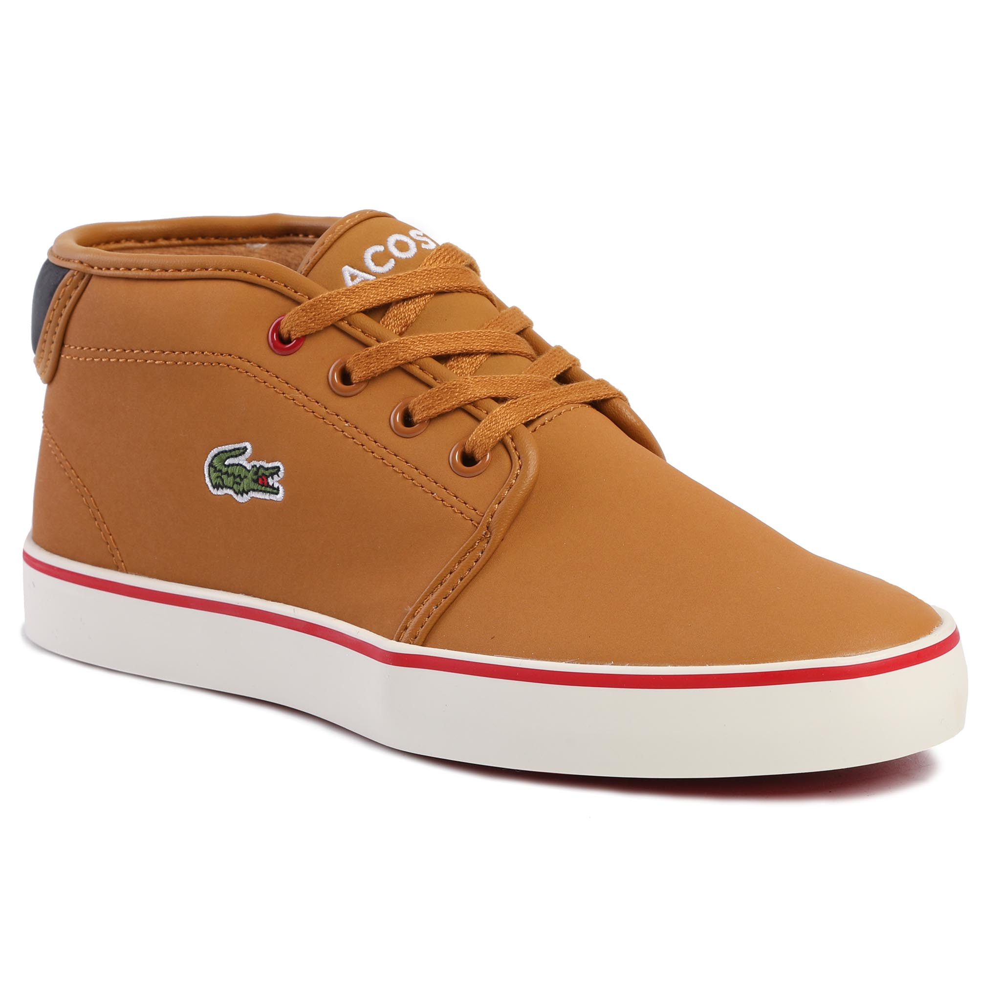 Sneakersy LACOSTE - Ampthill Thermo 419 1 Cuj 7-38CUJ000205B Tan/Blk