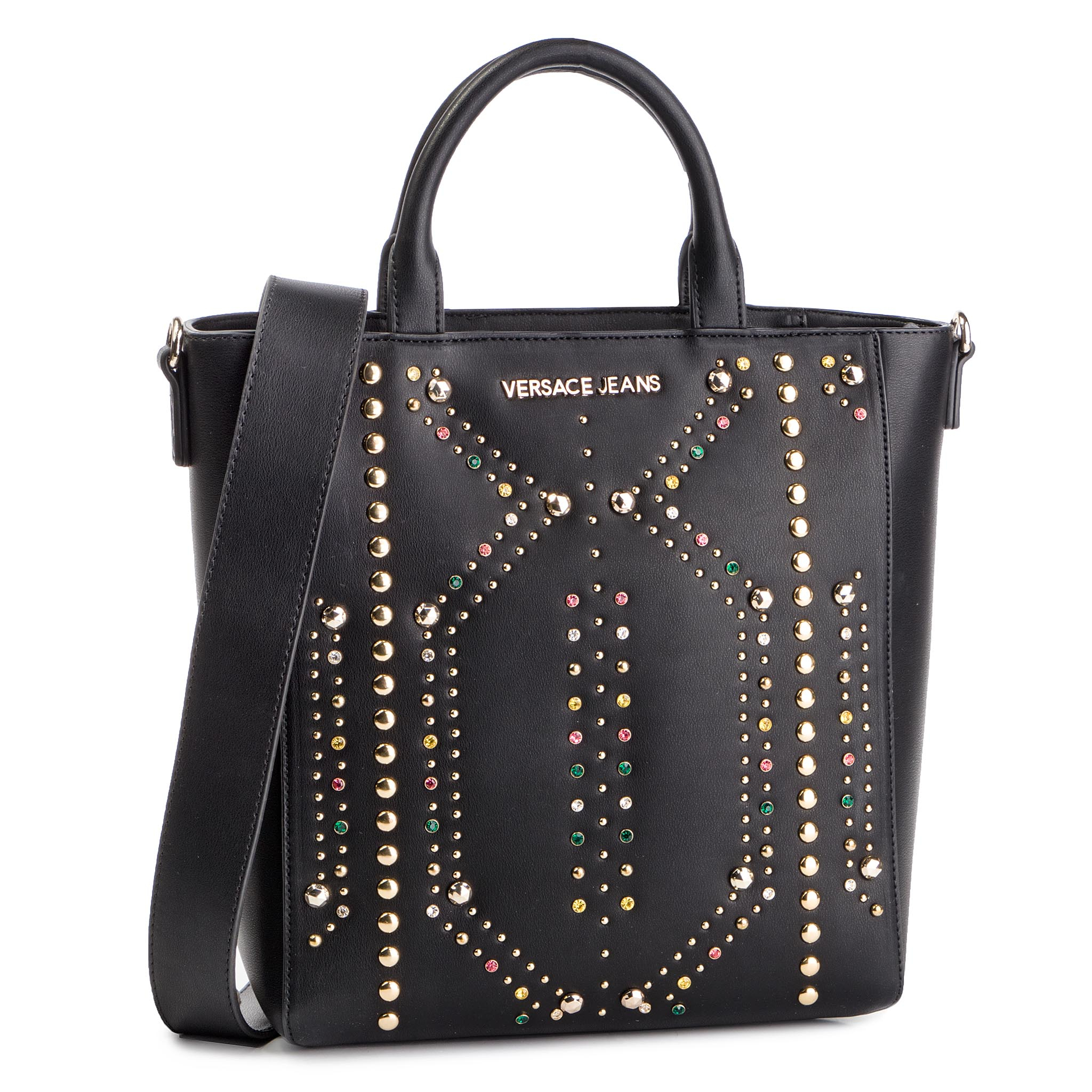 Kabelka VERSACE JEANS - E1HTBB20 71123 899 Nero