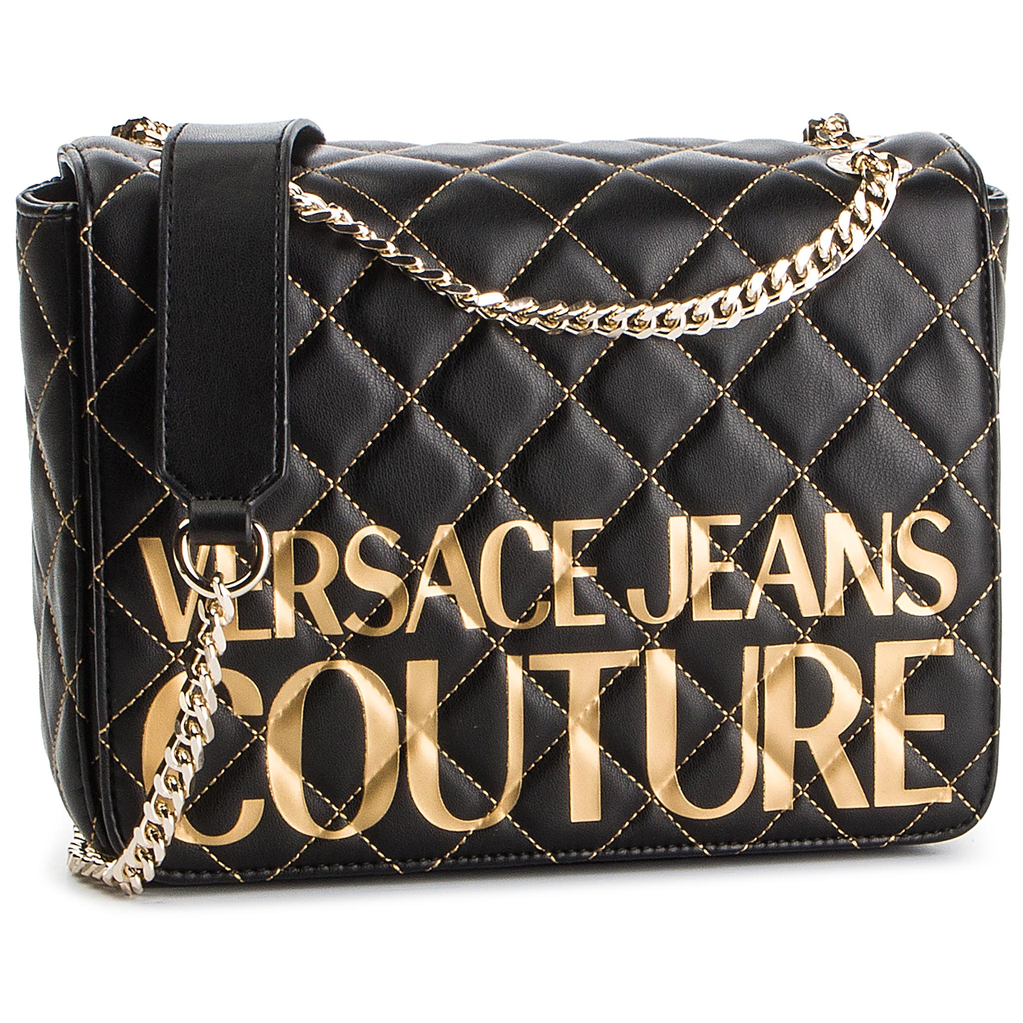 Kabelka VERSACE JEANS COUTURE - E1VUBBB3 Nero