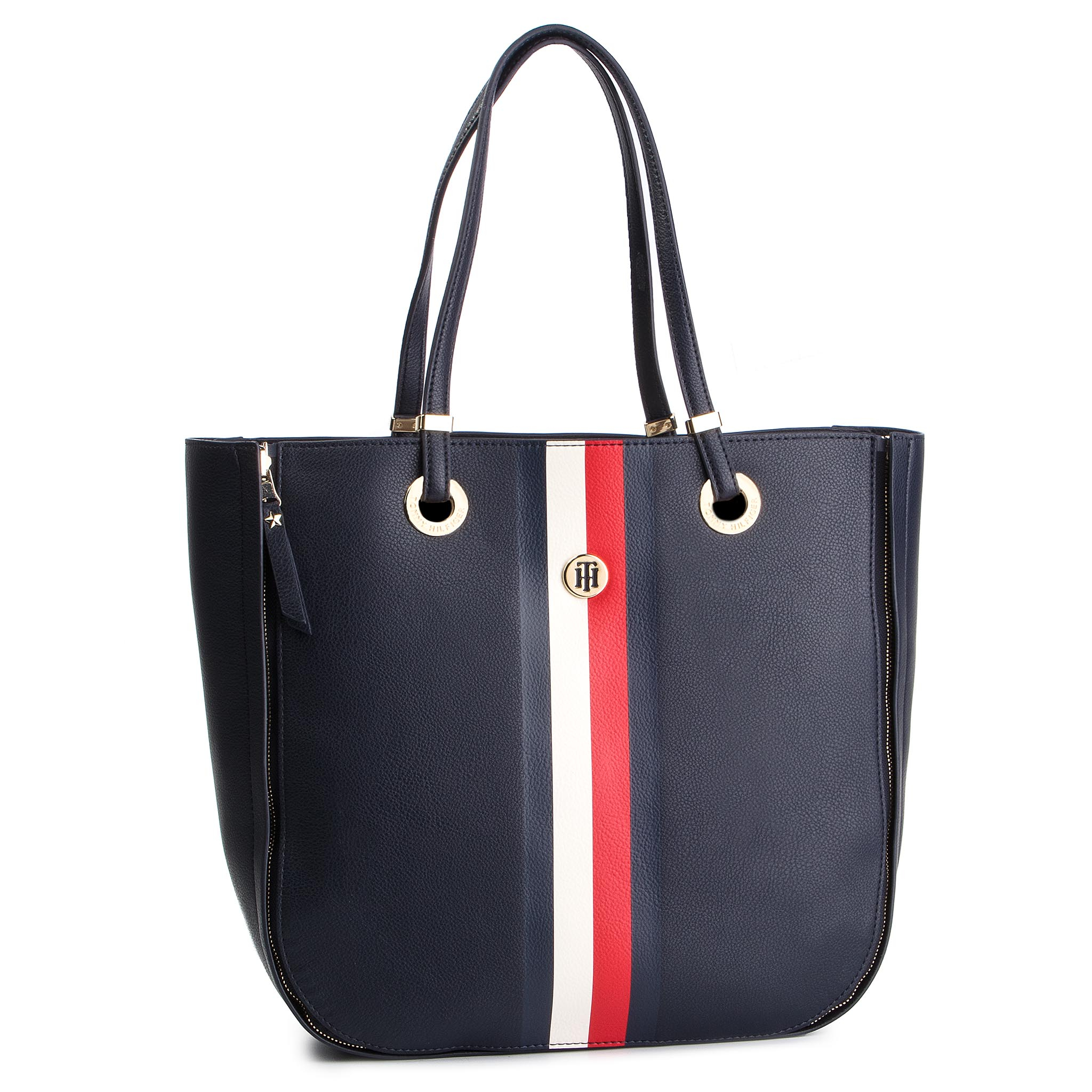 84cc005925 Kabelka TOMMY HILFIGER - My Tommy Tote AW0AW006621 901