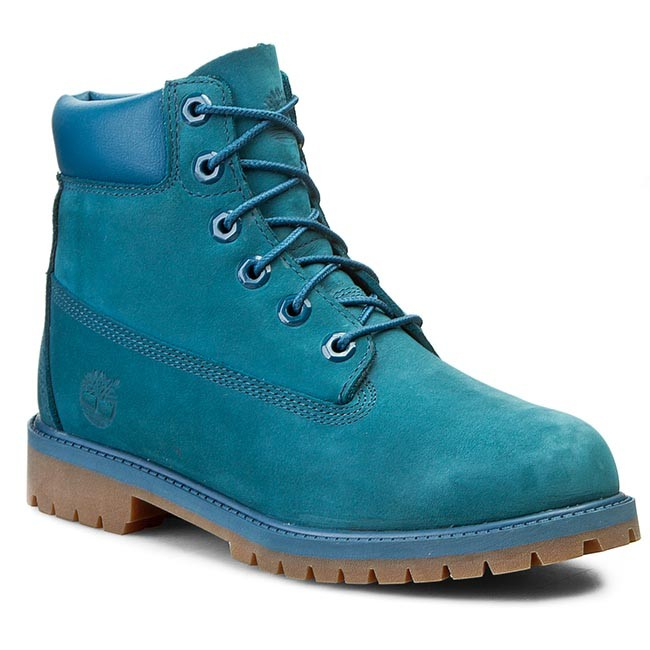 06882fe1130 Turistická obuv TIMBERLAND - 6 In Premium Wp Boot A13I7 Blue ...