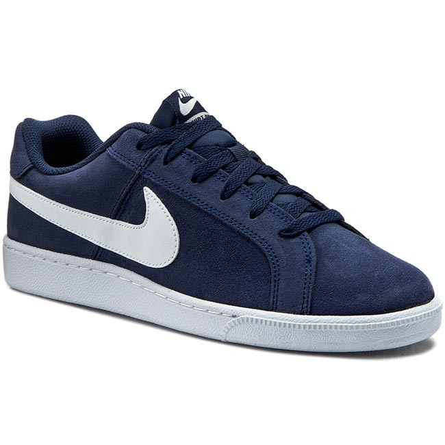 65289516e79 Boty NIKE - Court Royale Suede 819802 410 Midnight Navy White ...