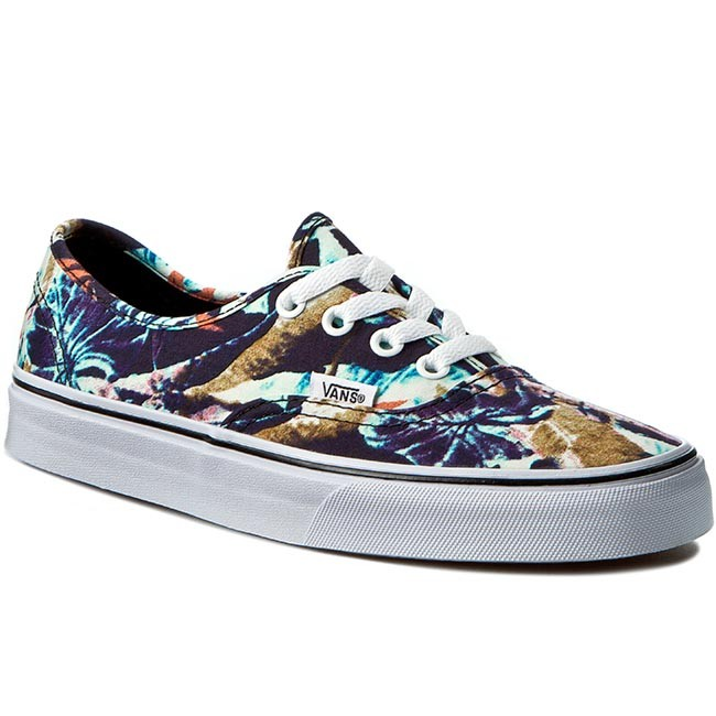 Tenisky VANS - Authentic VN0003B9IWM (Tropical) Multi Black ... 2dbda63be7
