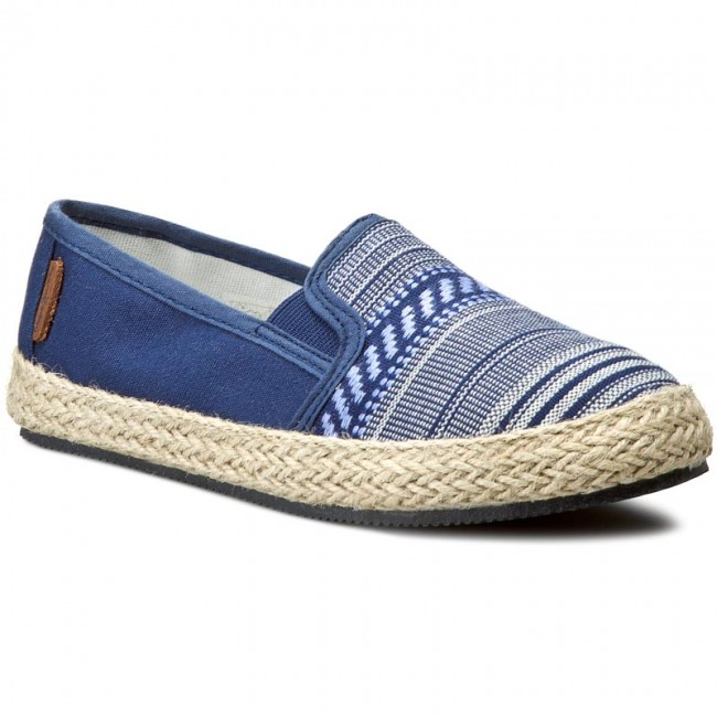 Espadrilky PEPE JEANS - Game Navajo PBS10064 Blueprint 548 ... 9c23c4d9a8