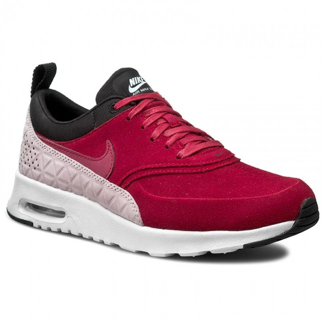14663766dd7 Boty NIKE - W Nike Air Max Thea Prm Lth 845062 600 Noble Red Noble ...