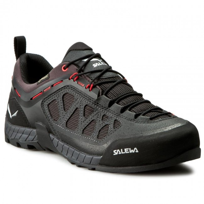 Trekingová obuv SALEWA - Firetail 3 Gtx GORE-TEX 63445-0949 Black Out  05bbecaface