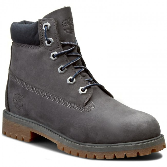 Turistická obuv TIMBERLAND - 6 In Premium Wp Boot A1B9S Forged Iron 7210098919