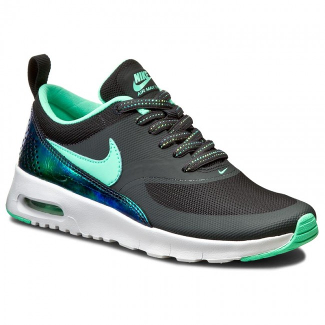Boty NIKE - Air Max Thea Se (Gs) 820244 002 Anthracite Green Glow ... 3924d80a48
