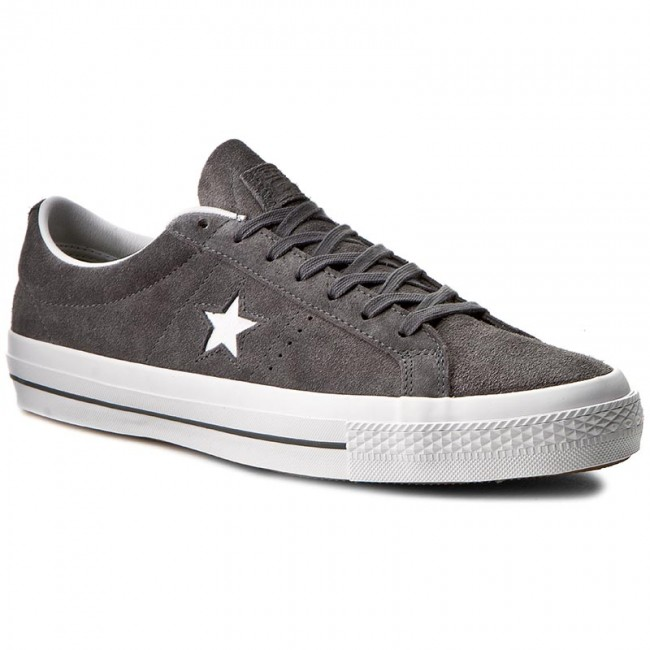 Tenisky CONVERSE - One Star Suede Ox 153962C Thunder White White ... 9d5431e114
