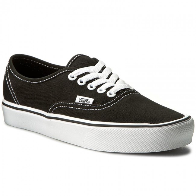 Tenisky VANS - Authentic Lite VN0A2Z5J187 (Canvas) Black White ... 9ffb36ff9ac