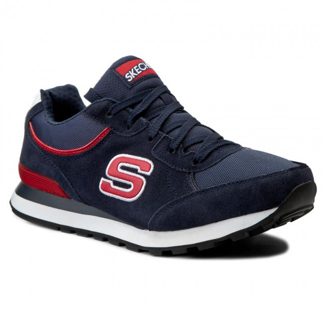 7d1dc694616 Sneakersy SKECHERS - Og 82 52300 NVRD Navy Red - Sneakersy ...