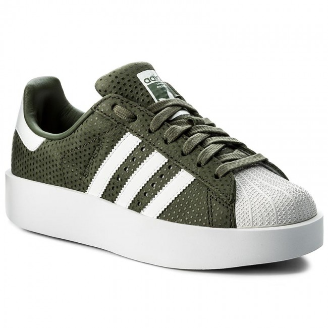 Boty adidas - Superstar Bold W BY9078 Stmajo Ftwwht Ftwwht ... d1eb4e2704