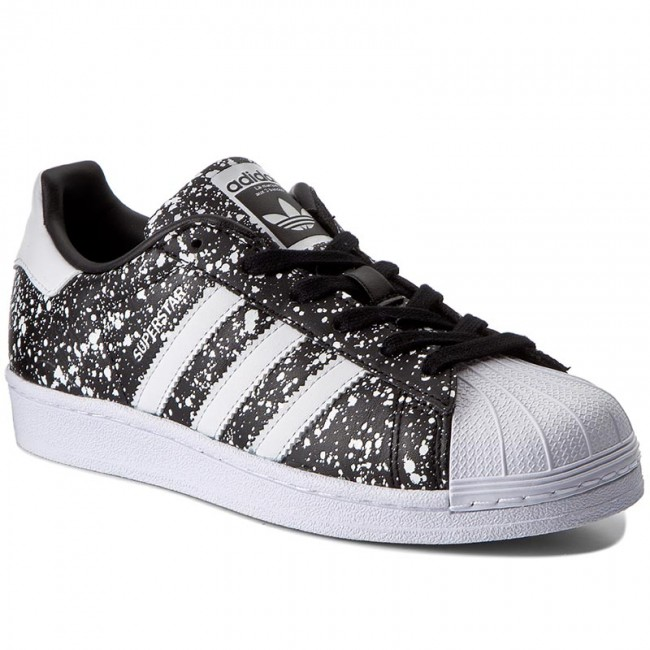 be55d0b9f8 Boty adidas - Superstar W BY9172 Cblack Ftwwht Cblack - Sneakersy ...