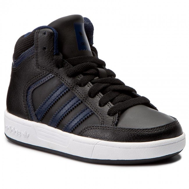39c13a305d4 Boty adidas - Varial Mid J BY4085 Cblack Conavy Dgsogr - Sneakersy ...