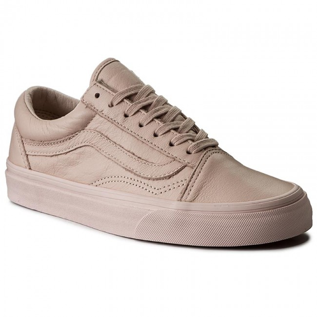Tenisky VANS - Old Skool VN0A38G1ONU (Leather) Mono Sepia Rose ... a744aed678