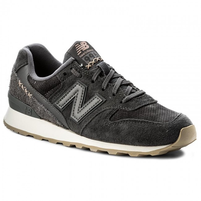 Sneakersy NEW BALANCE - WR996BY Šedá - Sneakersy - Polobotky ... c183a67997