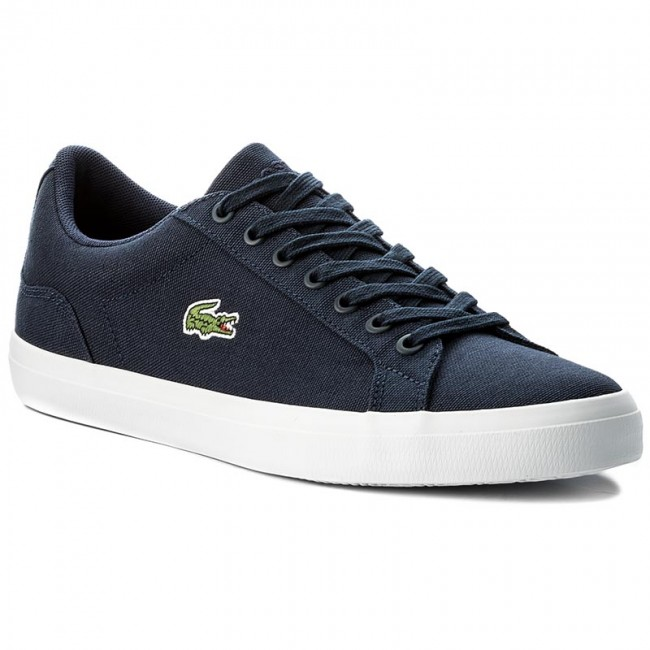 Sneakersy LACOSTE - Lerond Bl 2 Cam 7-33CAM1033003 Nvy - Sneakersy ... 850633eeb6