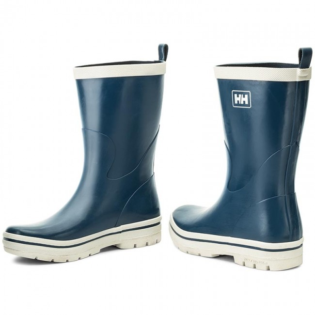 Holínky HELLY HANSEN - Midsund 2 112-81.598 Tech Navy Off White (Shiny 219c12f071