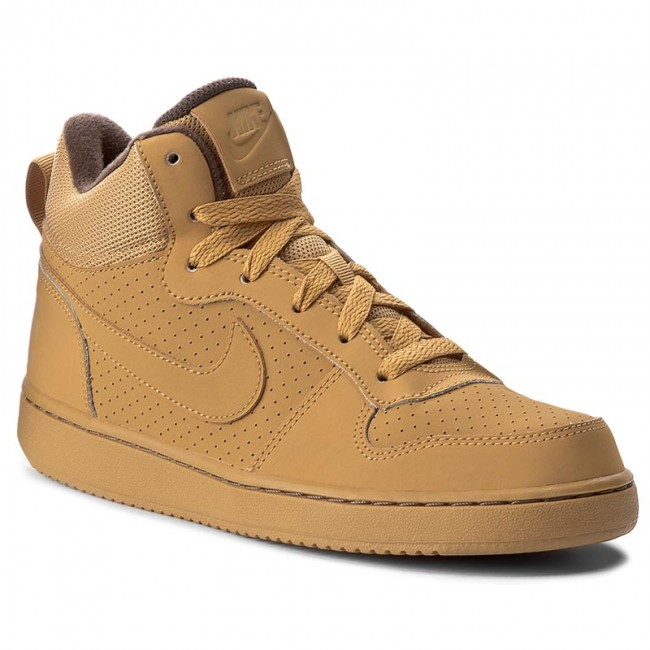 Boty NIKE - Court Borough Mid (GS) 839977 700 Haystack Haystack ... ab17521b102