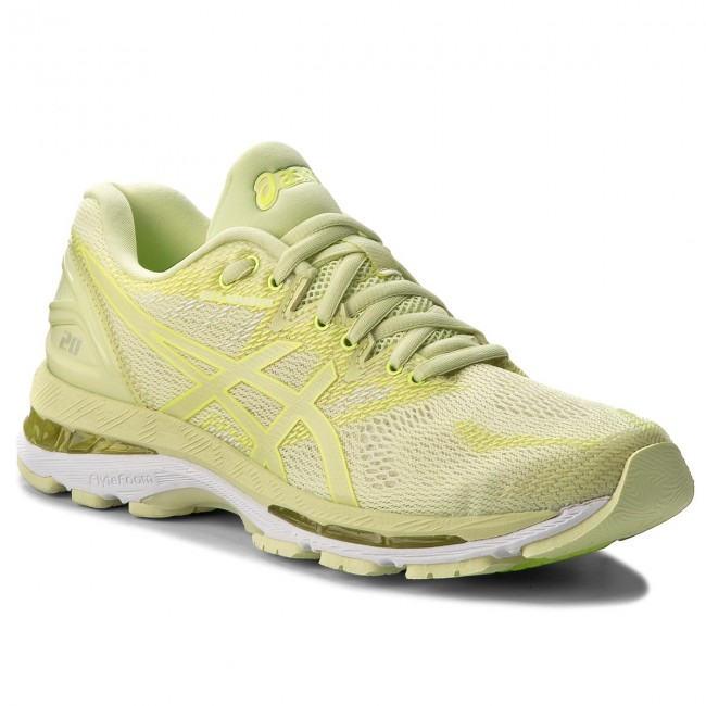 9ebad0f4746 Boty ASICS - Gel-Nimbus 20 T850N Limelight Limelight Safety Yellow 8585