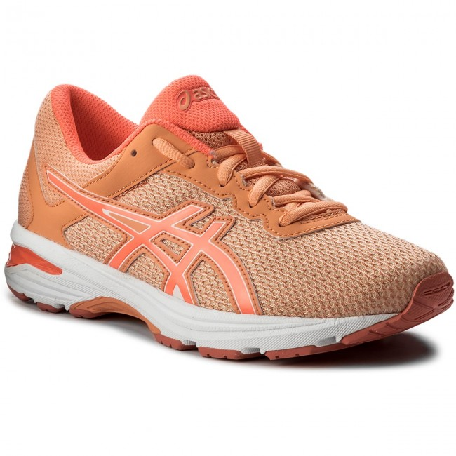 Boty ASICS - GT-1000 6 Gs C740N Apricot Ice Flash Coral Canteloupe ... e624577402