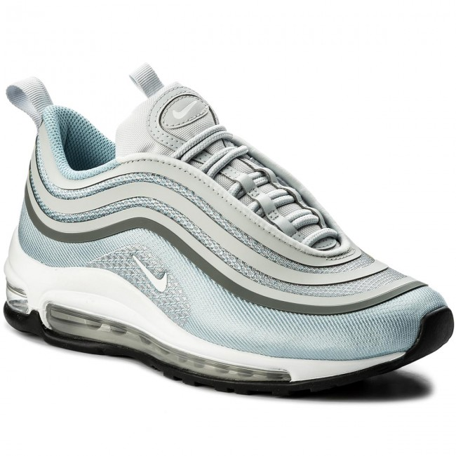 Boty NIKE - Air Max 97 Ul 17 (Gs) 917999 400 Ocean Bliss White ... fefa25379ea