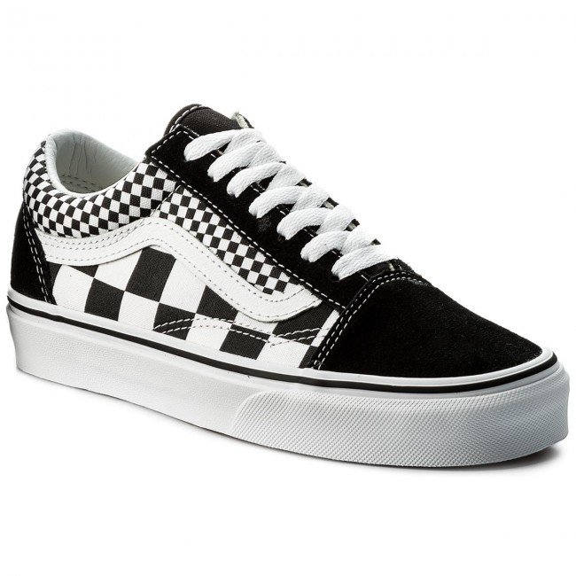 Tenisky VANS - Old Skool VN0A38G1Q9B (Mix Checker) Black True ... 12bc76210a