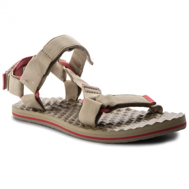 Sandály THE NORTH FACE - Base Camp Switchback Sandal T92Y971XE Kelp  Tan Sunbaked Red 2787a4a1ae