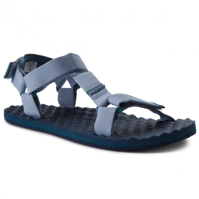 Sandály THE NORTH FACE - Base Camp Switchback Sandal T92Y984FL Dusty  Blue Blue Coral 3bb3396c6c