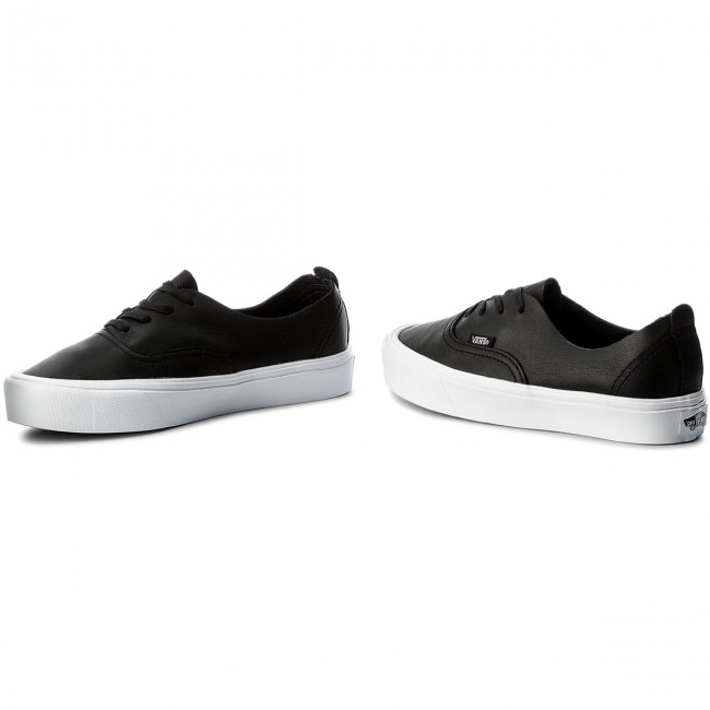 a2996b0c9a4 Tenisky VANS - Authentic Decon L VN0A38ERL3A (Leather) Black ...