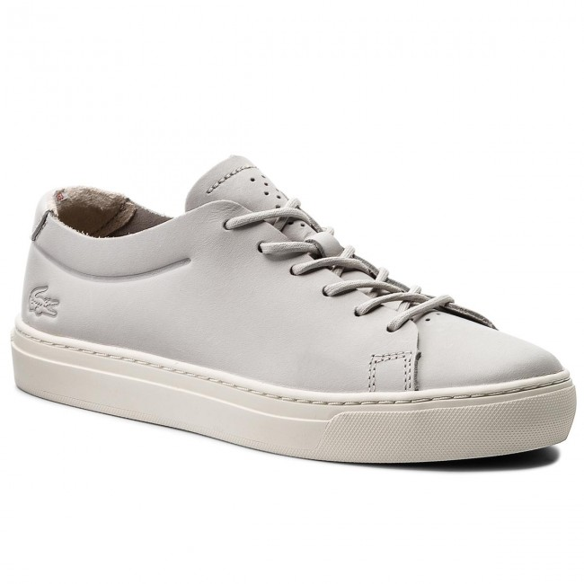 Sneakersy LACOSTE - L.12.12 Unlined 118 2 Caw 7-35CAW0017235 Lt Gry ... 7444ed8032
