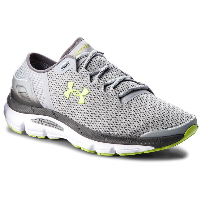 Boty UNDER ARMOUR - Ua Speedform Intake 2 3000288-101 Gry ... c338f61f405