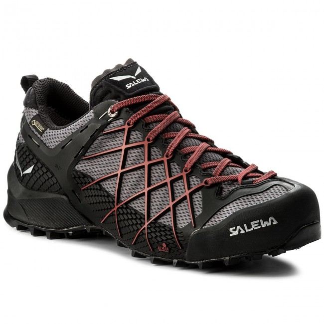 27b8abc51e8 Trekingová obuv SALEWA - Wildfire Gtx GORE-TEX 63487-0979 Black Out Bergot