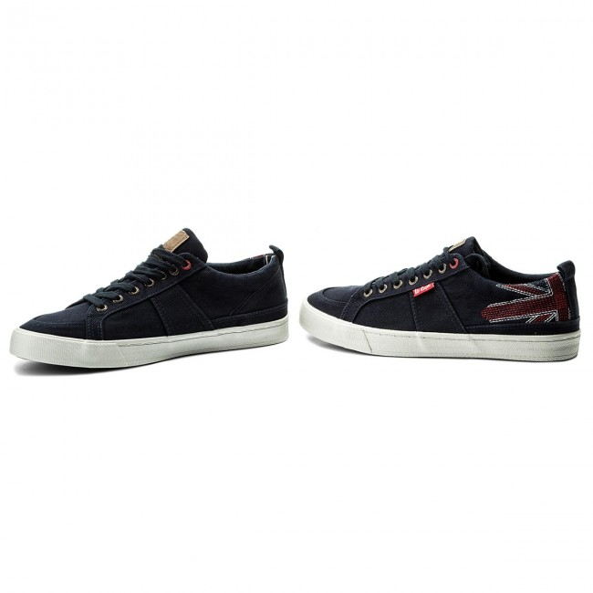 Sneakersy LEE COOPER - Riverside PJPL1302T Navy 0040 - Sneakersy ... 610efc21fd