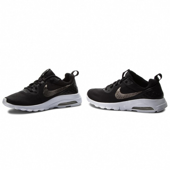 low priced 841d6 70613 Boty NIKE - Air Max Motion Lw (GS) 917650 005 Black Mtlc Pewter