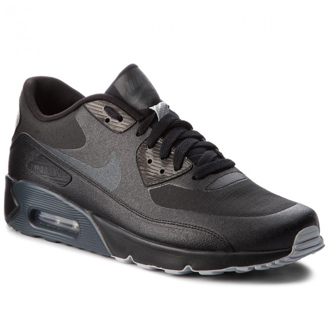 Boty NIKE - Air Max 90 Ultra 2.0 We AO7505 001 Black Anthracite Wolf ... 5d574172754