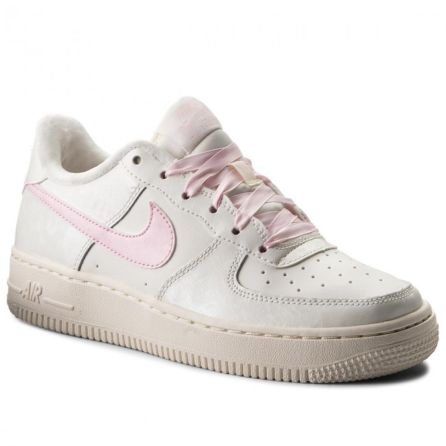 Boty NIKE - Air Force 1 (GS) 314219 130 Sail Arctic Pink - Sneakersy ... e77c898626