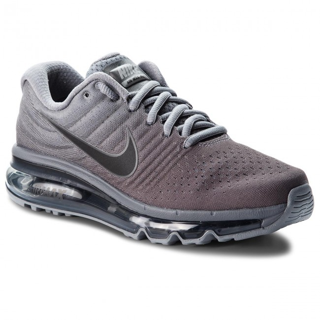 online retailer fcafa 98ee9 Boty NIKE - Air Max 2017 (GS) 851622 005 Cool Grey Anthracite