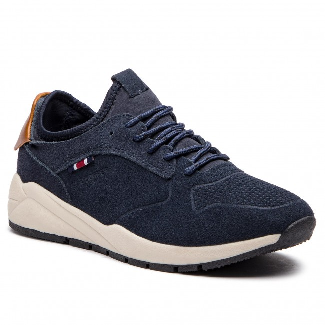 Sneakersy LEE COOPER - Dundee PDND0001L Navy 0040 - Sneakersy ... c155a6ce2b