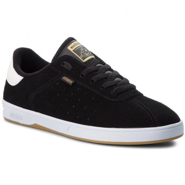 cc3d59b39bf Sneakersy ETNIES - The Scam 4101000462 Black White Gum 979 ...