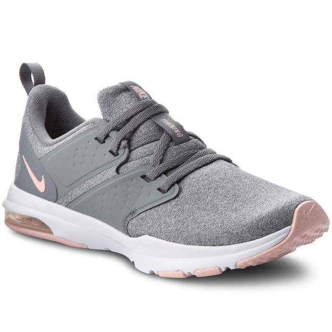 240e29981ed Boty NIKE - Air Bella Tr 924338 016 Cool Grey Storm Pink - Fitness ...