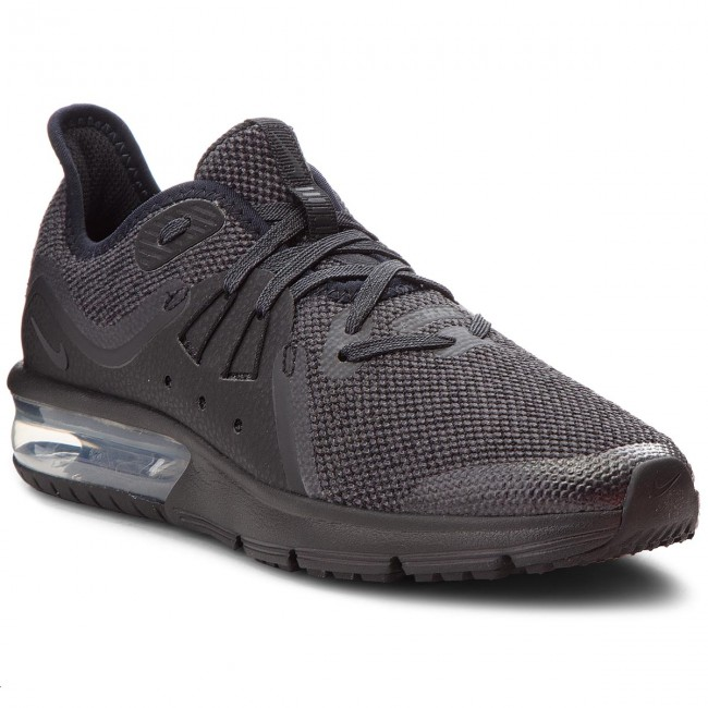 7b45a3d7670 Boty NIKE - Air Max Sequent 3 (GS) 922884 006 Black Anthracite ...