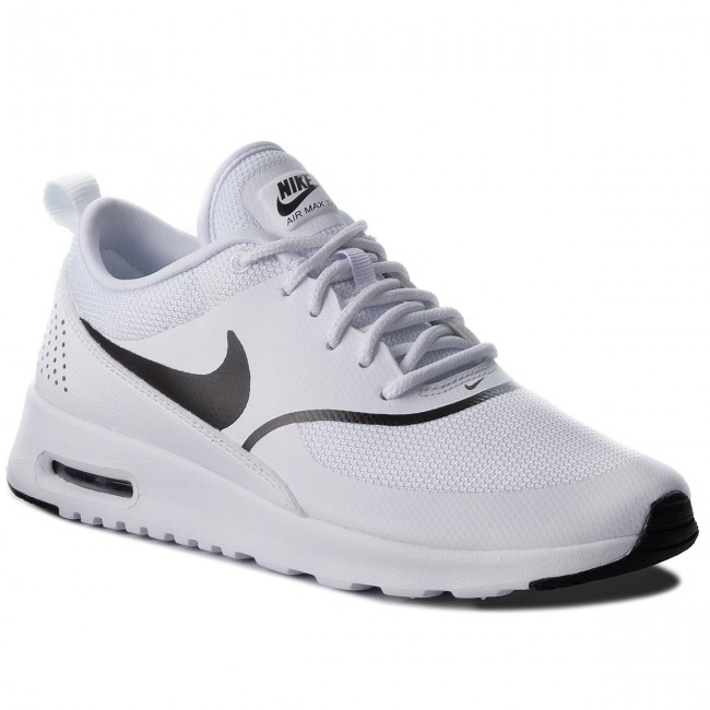 the latest 01a08 ca1d8 Boty NIKE - Air Max Thea 599409 108 White Black