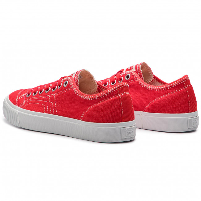Tenisky ASICS - ONITSUKA TIGER Ok Basketball Lo 1183A204 Classic  Red Classic Red 601 64aea0c4d00