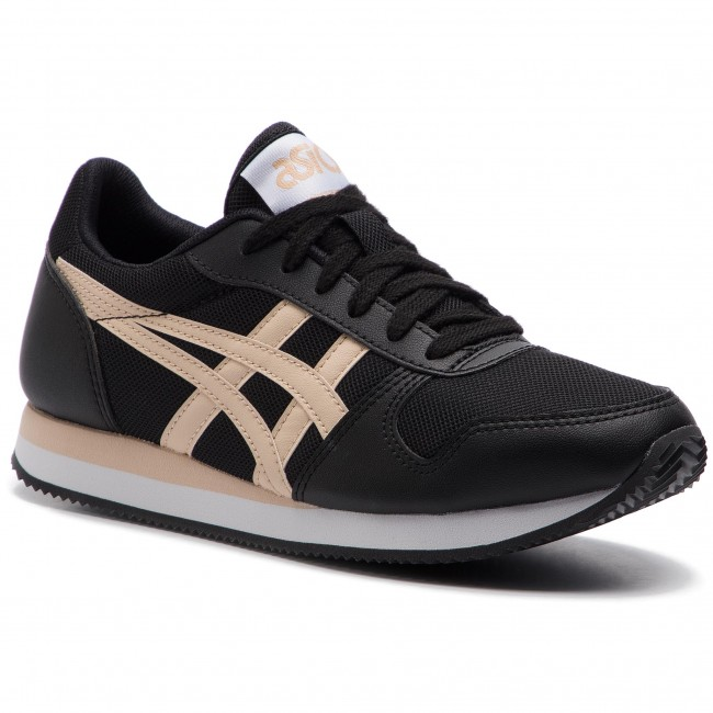 Sneakersy ASICS - TIGER Curre II 1192A099 Black Nude 002 - Sneakersy ... a28b71d2c8