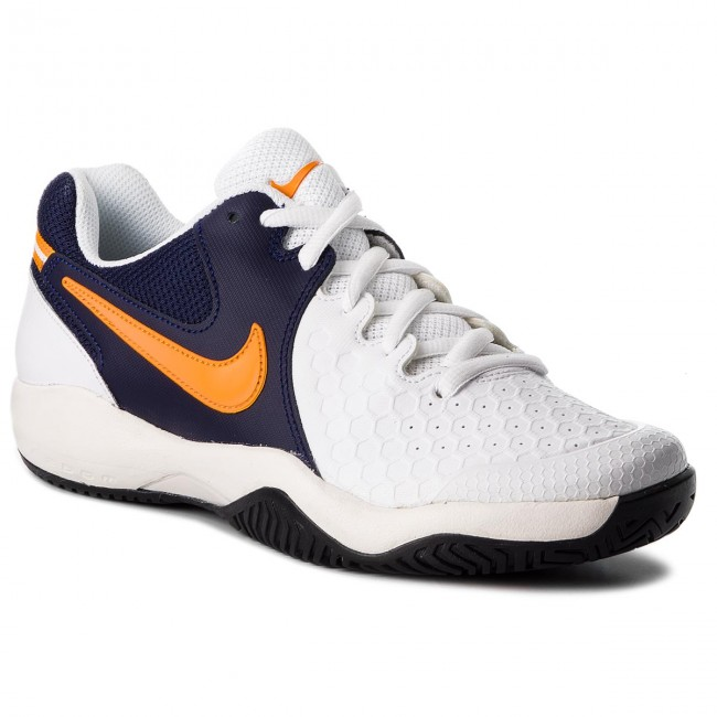 0b018cd839e Boty NIKE - Air Zoom Resistance 918194 180 White Orange Peel - Tenis ...
